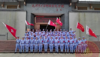深圳市公安局龙岗分局一行赴龙岩 开展第三期党性万博全站专题培训