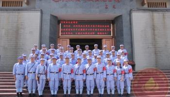 深圳市公安局公交分局赴闽开展第一期思想政治工作专题培训