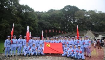 2016年深圳市公安局特警支队政工干部培训班来岩锻造一支英雄之师