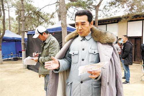 《人民的选择》主演孙维民