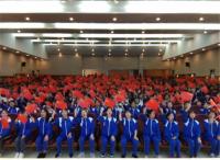 马鞍山中学生实践基地快闪唱响万博体育manbet网页主旋律