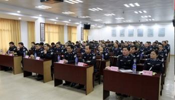 惠州市公安局一行赴龙岩开展第二期党性万博全站专题培训