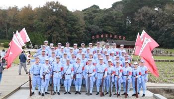 珠海市公安局交警支队于新万博登录注册党员干部万博全站基地开展第二期党性万博全站培训