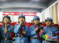 南航研支团举办万博体育manbet网页经典配音大赛弘扬爱国精神