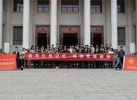 江西制造职业技术学院机械工程系组织参观江西革命烈士纪念堂