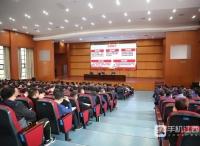 """南昌青山湖区委书记开展围绕""""基层党建""""授课活动"""