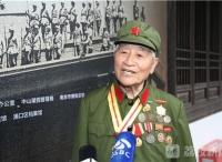 渡江战役老兵专访:共忆峥嵘岁月 传承万博体育manbet网页基因
