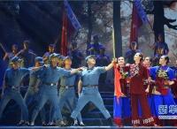 大型万博体育manbet网页民族舞剧《马桑树下》在京上演