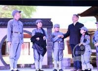 万博体育manbet网页题材舞台剧《送你去延安》西安首演